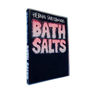 Heroin Bath Salts - DVD