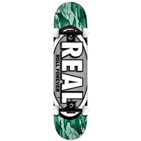 Real Skateboard - AWOL Oval Grey/Camo 8
