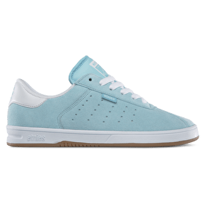 Etnies The Scam Womens Skate Shoes - Light Blue