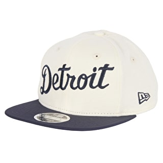 New Era MLB The Lounge Cap - Detroit Tigers - Off Wihte/Navy