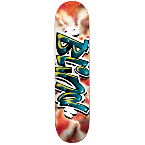 Blind Skateboard Deck - Bolt Tie Dye 8.25