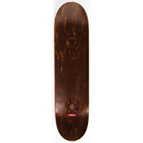 Element For The Animals Durrant Featherlight Skateboard Deck - 8.3125