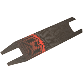 MGP VX6 Pro Scooter Grip Tape - Red/Black