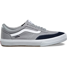 Vans Gilbert Crockett Skate Shoes - Alloy/Parisian Night