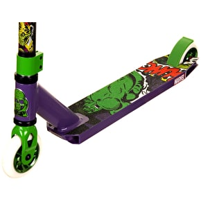 Madd x Marvel Whip Extreme Scooter - The Incredible Hulk