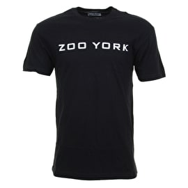 Zoo York Golden Era T-Shirt - Black