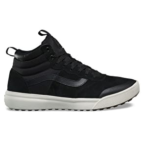 Vans Ultrange Hi Skate Shoes - (MTE) Black