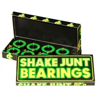 Shake Junt Bearings - ABEC 5 (Pack of 8)
