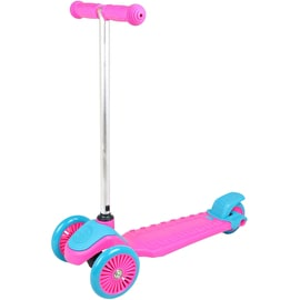 Maui And Sons Mini Sharkman Complete Scooter - Pink/Blue