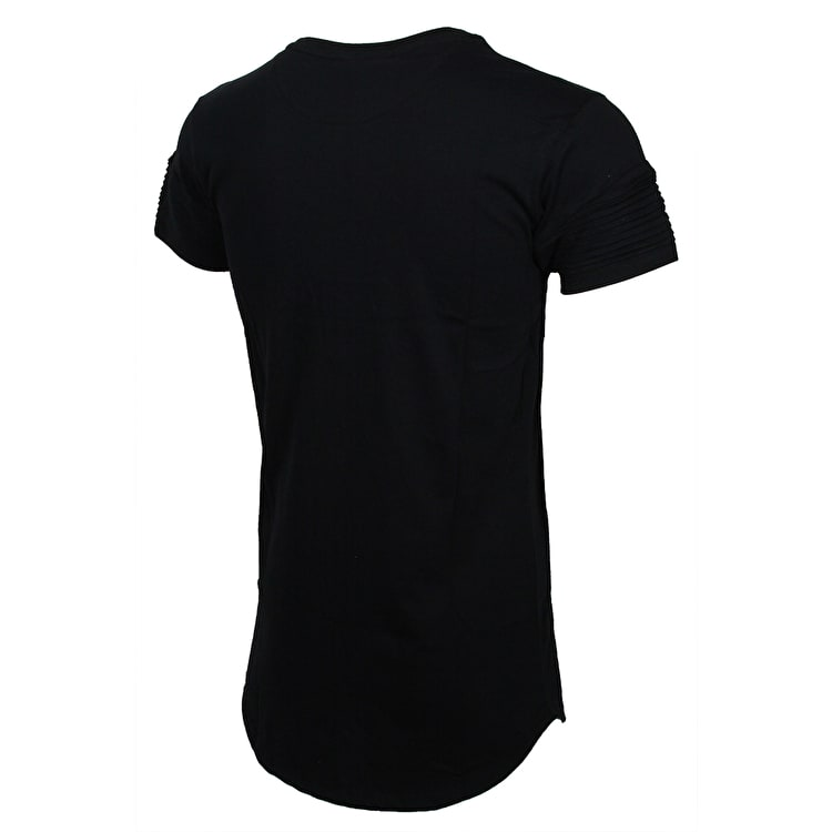 Hype Biker T shirt - Black