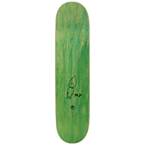 Alien Workshop Yaje Popson OG Avocado Pro Skateboard Deck - 8.25