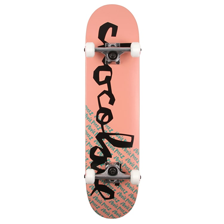 Chocolate The Original Chunk Complete Skateboard - Perez 7.625""
