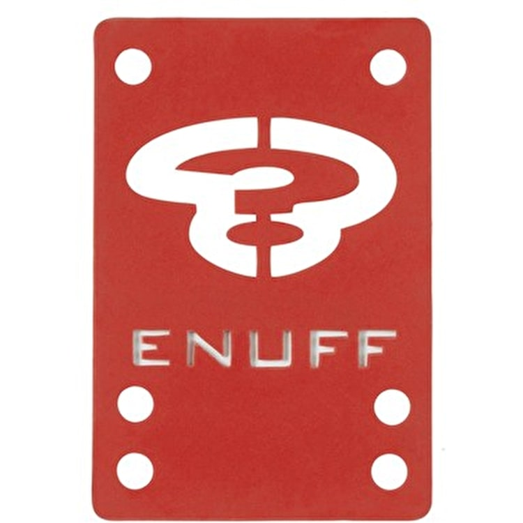 Enuff Shock Pads - Red