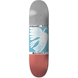 Element Natures Way Skateboard Deck - Madars Dove 8.5