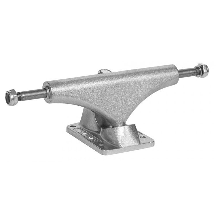 Bullet Skateboard Trucks - Silver 140mm (Pair)