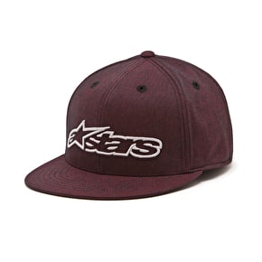 Alpinestars Bourke Flatbill Cap - Red