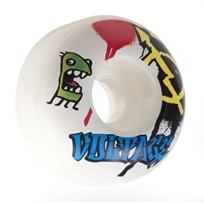 Voltage Graffiti Complete Skateboard - Green 7.75