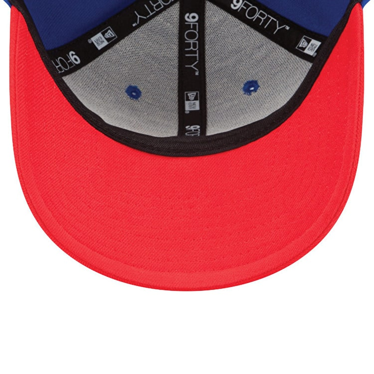 New Era Buffalo Bills NFL The League 9FORTY Cap - Blue/Red