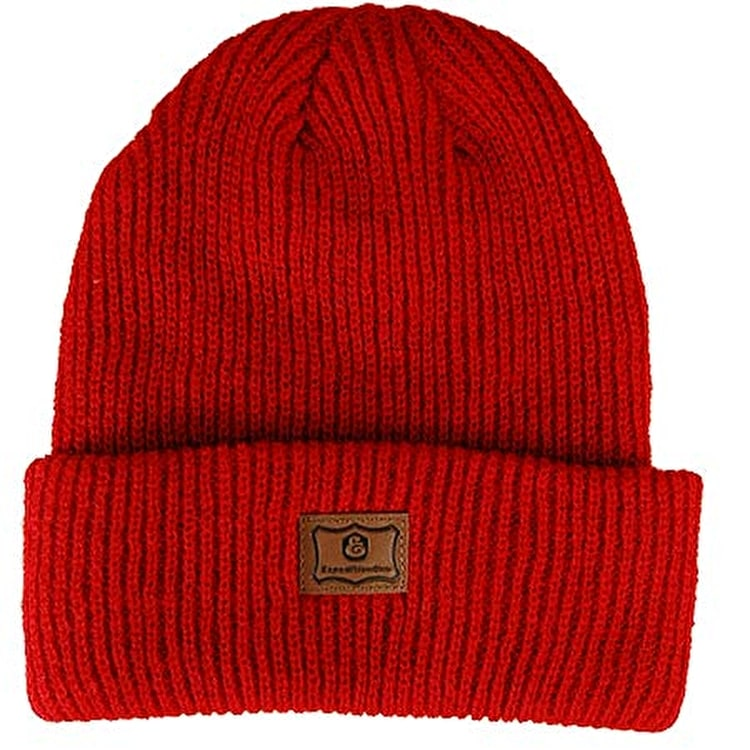 Expedition One Patch Beanie - Brick