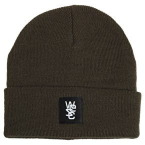 WeSC Pancho Beanie - Forest Night