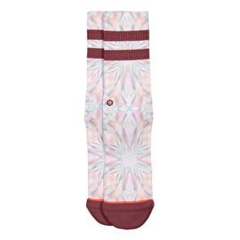 Stance Brooke Reidt Socks - White