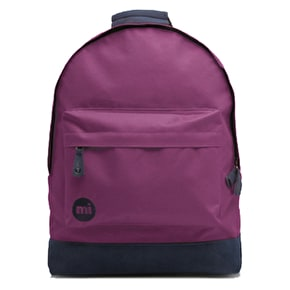 Mi-Pac Backpack - Classic Deep Purple/Navy