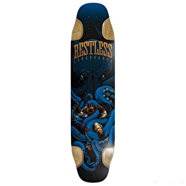 Restless Longboard Deck - Fishbowl