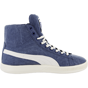 Puma Archive Lite Mid Washcan RT Shoes - Twilight Blue/Whisper White