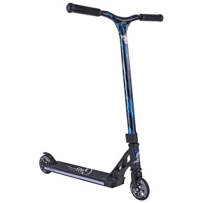 Grit Elite 2015 Complete Scooter - Black/Laser Blue