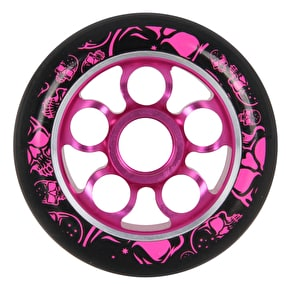 MGP Aero Scooter Wheel - Pink/Black 100mm