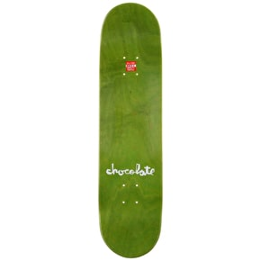Chocolate League Fade Skateboard Deck - Hsu 8