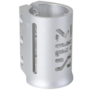 MGP MFX X3 Triple Clamp - Anodised Silver