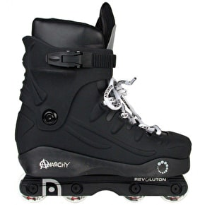 B-Stock Anarchy Revolution Aggressive Inline Skates - UK 10 (Ex-Display)