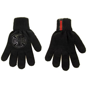 Independent Gloves - Truck Co Black