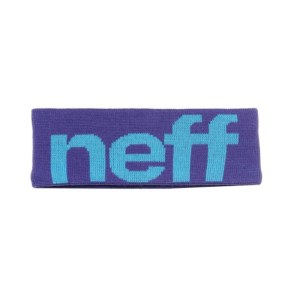 Neff Big Hit Headband - Purple