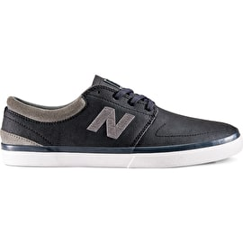 B-Stock New Balance Numeric Brighton 344 Shoes - Black (High Abrasion) Size - UK 9 (Box Damage)