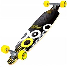 Atom Mini Drop-Through Longboard - Yellow 36