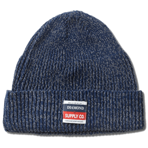 Diamond Supply Beanie - Navy
