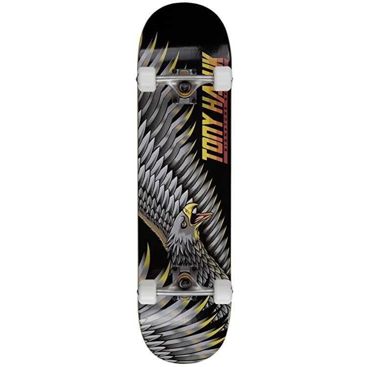 Tony Hawk 180 Series Skateboard - Sharp Hawk 8""