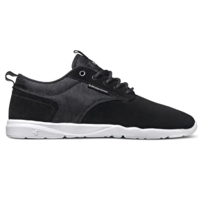 DVS Premier 2.0 Shoes - Black Suede Cordura