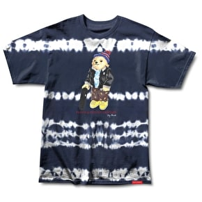 Grizzly Torey Bear T-Shirt - Tie-Dye