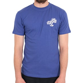 Santa Cruz OGSC Teamrider T-Shirt - Royal