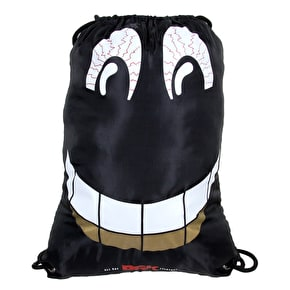 DGK Eyes Cinch Backpack - Black
