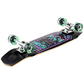 Mindless Campus IV Complete Longboard - Purple