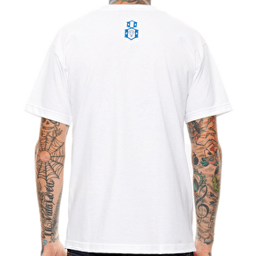 Rebel8 Rebel Transmissions T-Shirt - White