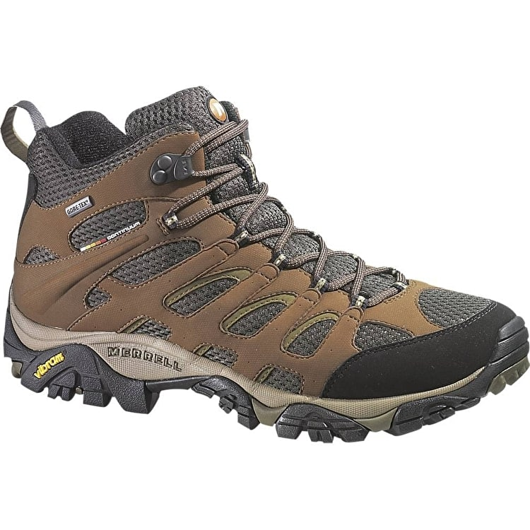Merrell Moab Mid GTX - Dark Earth