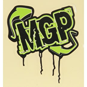MGP Arrow Sticker - Green