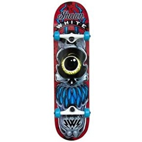 Shaun White Park Complete Skateboard - Cyclopes