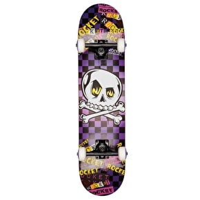 Rocket Music Series Complete Skateboard - Punk