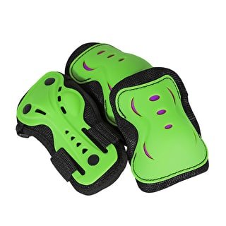 SFR Essentials Triple Pad Set - Green / Black / Purple